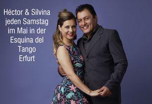 Héctor & Silvina im Mai in Erfurt!