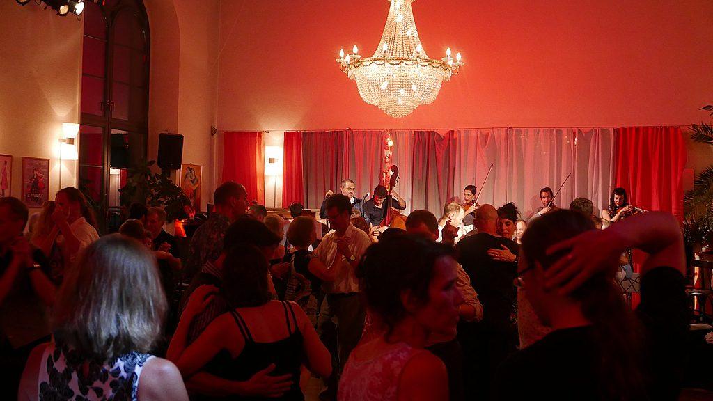 Orquesta Romantica Milonguera