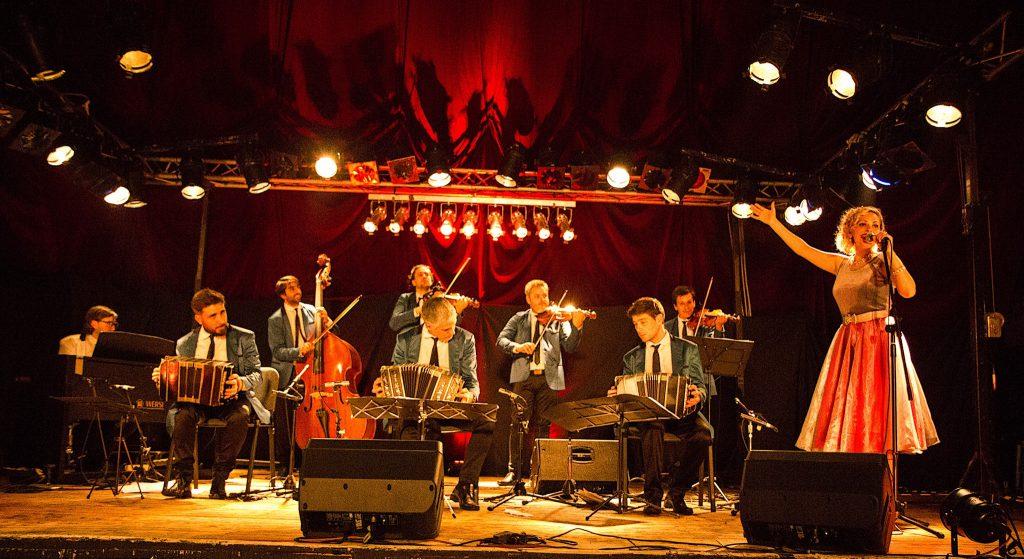 Orquesta Típica Misteriosa Buenos Aires