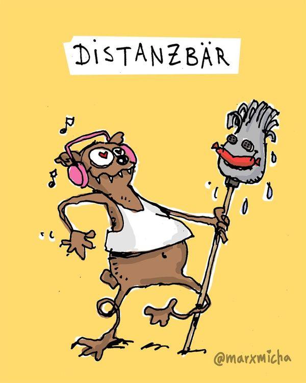 distanzbär